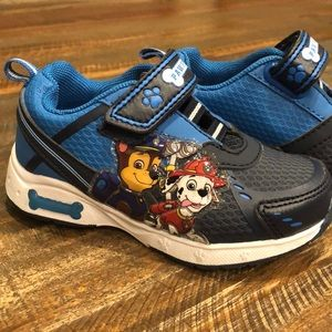 Other - 🌺5 for $30 Sale🌺 Paw Patrol Light Up Sneakers🐶